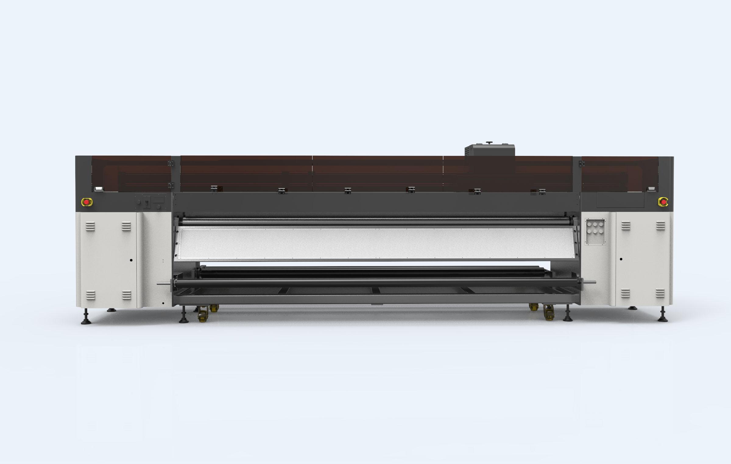 天彩QR3200G工业型卷材打印机