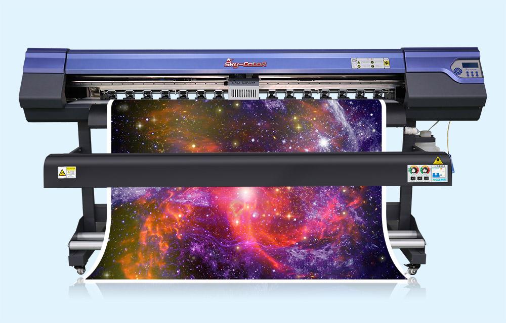 天彩6160s大幅面数码打印机