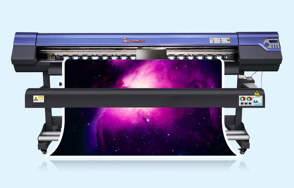 天彩6180S大幅面数码打印机