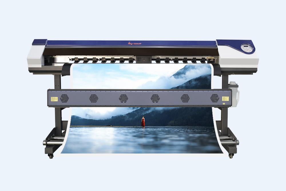 SC-9160宽幅数码打印机