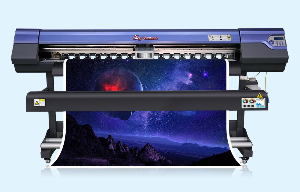 UV平板打印机如何延长寿命。