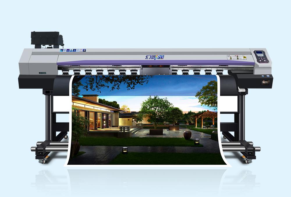 幻影H1-UV-彩白彩打印机